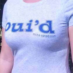 Women's OUI'D Next Level Grey side2