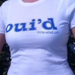 Women's OUI'D Next Level White