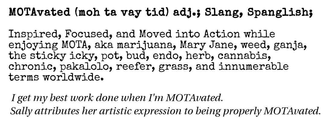 MOTAvated definition 2014